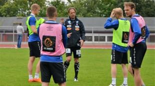 Trening Aksla Stadion 19.08.16