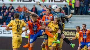 15.10.2016 , Tippeligaen , AaFK - Bodø/Glimt