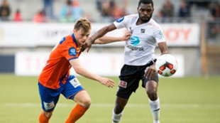 26. serierunde 2016: AaFK - Odd 1-0