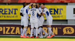 Bodø Glimt - AaFK 0-1