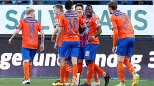2016: AaFK - Bodø Glimt 1-0