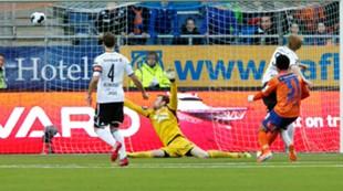AaFK - Rosenborg 1-1