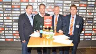 Ny avtale med Umbro 2016