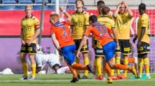 2016: AaFK - Lillestrøm 2-0