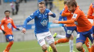 Molde - AaFK treningskamp 2014