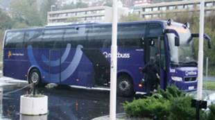 Nettbuss på CLS