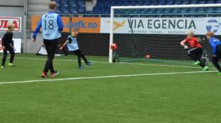 Fotballskole Høstferie 2015
