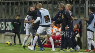 23. serierunde 2016: Start - AaFK 1-4