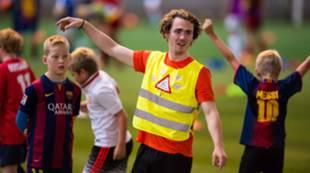 AaFK Fotballskole 2016 , 09.08.2016