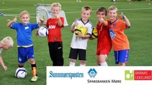 AaFKs Fotballskole 2013 tirsdag