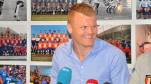 John Arne Riise pressekonferanse