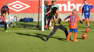 AaFKs fotballskole høstferie 2016