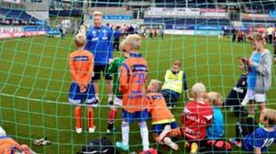 AaFKs Fotballskole 2013