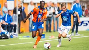 AaFK - Molde , Eliteserien , 14.08.2016