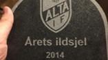 Årsfest 2014 - Utmerkelser Priser