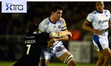 Bath Defeats Newcastle in Friday Action in the Aviva Premiership