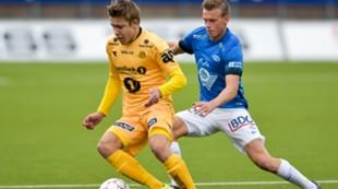 Glimt - Molde Fredrik Bjørkan