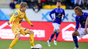 Bodø/Glimt Start Jens Petter Hauge