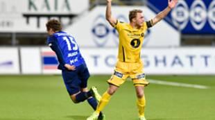 Glimt - Stabæk Olsen