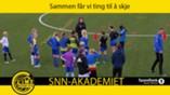 Fotballskole sandnessjøene