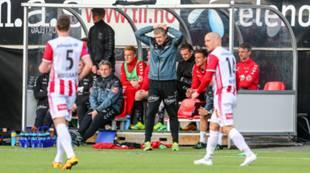 Tromsø - Brann 1-0: Lars Arne Nilsen