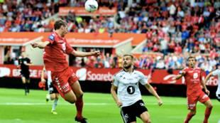Brann - Rosenborg 1-1: Jakob Orlov sender Brann i føringen