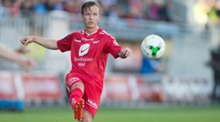 Haugesund - Brann 3-2: Fredrik Haugen