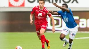 Molde - Brann 2-0: Jonas Grønner