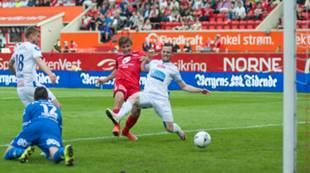 Brann - Haugesund 1-0: Steffen Lie Skålevik