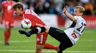 Sogndal - Brann 0-0: Jakob Orlov