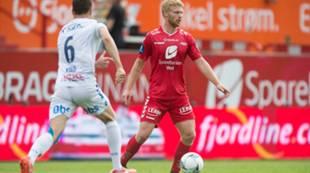 Brann - Haugesund 1-0: Sivert Heltne Nilsen