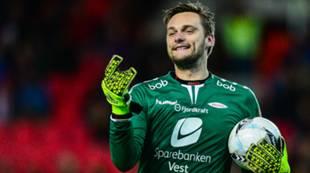 Brann - Odd 0-0: Piotr Leciejewski