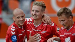 Brann - Vålerenga 4-1: Ruben Kristiansen, Erik Huseklepp og Steffen Lie Skålevik