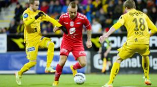 Marcus Pedersen Bodø/Glimt B 2014