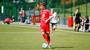 G16 Brann - RBK 8-0: Johannes Telle