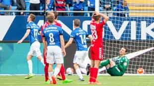 Molde - Brann 2-0: Alex Horwath