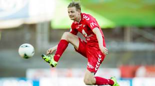 Brann - Hønefoss 3-0: Erik Huseklepp
