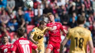 Brann - Bodø/Glimt 1-0: Sivert Heltne Nilsen