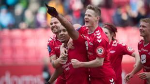 Brann - Sogndal 1-0: Bismar Acosta har soret