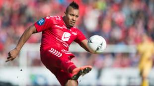 Brann - Bodø/Glimt 2-0: Bismar Acosta