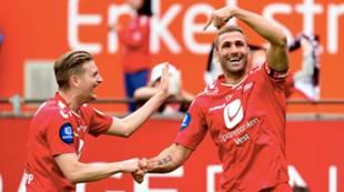 Brann - Aalesund 6-0: Erik Huseklepp og Azar Karadas