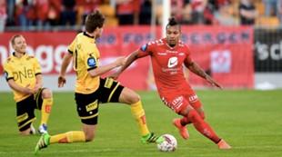 Lillestrøm - Brann 1-0: Bismar Acosta
