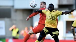 Lillestrøm - Brann 1-0: Azar Karadas