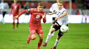 Brann - Odd 0-0: Steffen Lie Skålevik