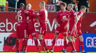 Brann - Sogndal 2-0: Fredrik Haugen