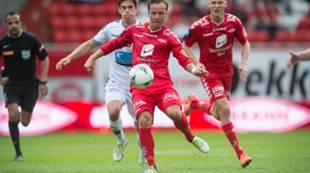 Brann - Haugesund 1-0: Fredrik Haugen