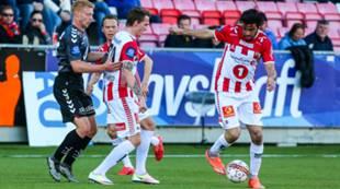 Tromsø - Brann 1-0: Sivert Heltne Nilsen