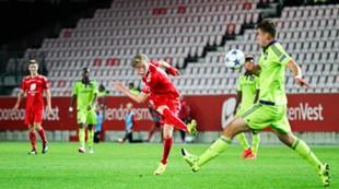 Brann - Anderlecht 1-1: Halldor Stenevik