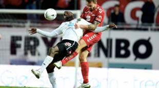 Brann - Odd 0-0: Vadim Demidov