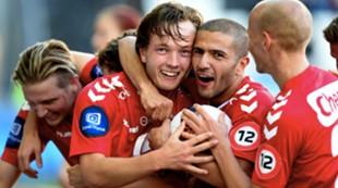 Fredrik Haugen mot Odd
